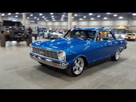 The End Of Show Parade Of Power At the 2020 Motorama Harrisburg Part 3