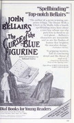 The Curse of the Blue Figurine - ad from Horn Book Magazine June 1983
