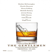 "CINEMA: ""The Gentlemen – Senhores do Crime"""