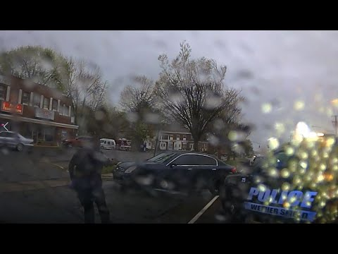 VIDEO: Police release videos from Wethersfield shooting