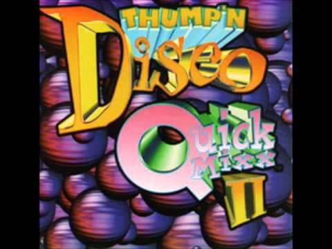 THUMP'N QUICK MIX Vol. 2 -(Varios Artistas) - 1996