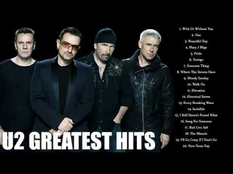 U2 Greatest Hits Full Album 2017  - The Best of U2 Collection -  U2 The Best of Playlist LIVE