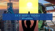Sky HIgh Yoga at One Liberty