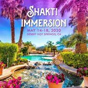Shakti Immersion - DESERT HOT SPRINGS, CALIFORNIA