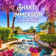 Shakti Immersion - DESERT HOT SPRINGS, CALIFORNIA USA