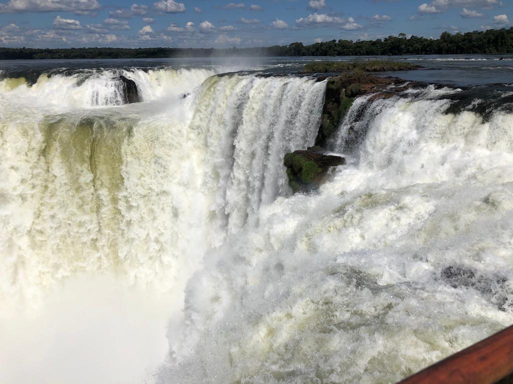 Argentina: Las Cataratas del Iguazú una de las Siete Maravillas Naturales del Mundo / Parte 1