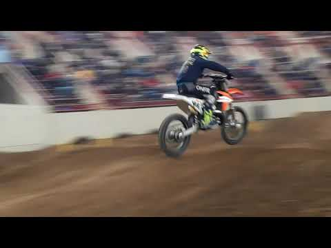 More Racing Action and Bikes A Flyin' At the 2020 Motorama, Harrisburg