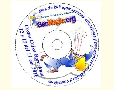 cd 2 de genmagic