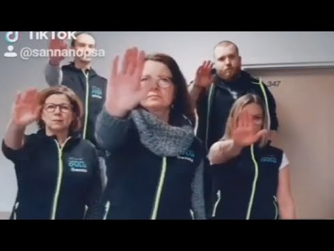Finland Oulu City Council ROASTED For $2.7 Million TikTok 'No-No Square' Dance Video Meme
