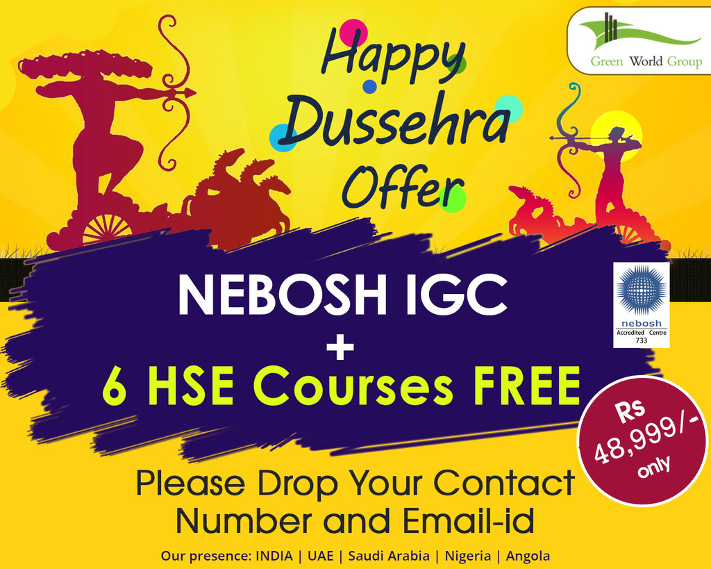 What Will I Learn From Nebosh Igc Training Course Online Safety