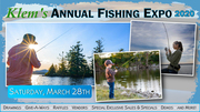CANCELLED-Klem's Fishing Expo 2020