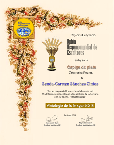 SENDA-CARMEN SÁNCHEZ CINTAS