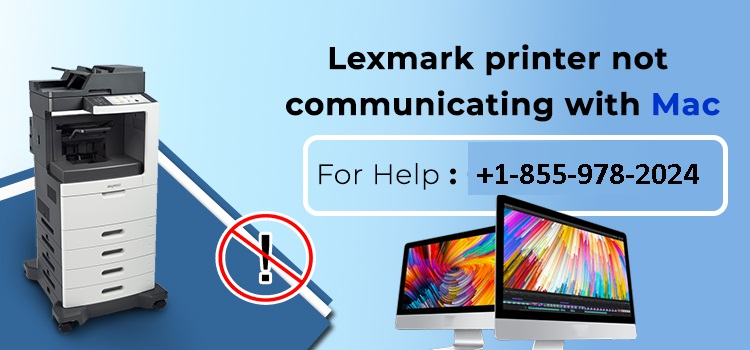 Lexmark Printer Technical Service (+1-855-978-2024) USA