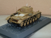 SdKfz 121 Pz Kpfw II Ausf C
