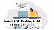 Install AOL Gold | +1-866-257-5356 | Download AOL Desktop Gold