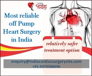 Most reliable off Pump Heart Surgery in India