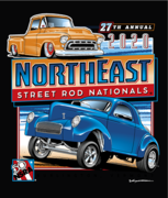 27th Annual NSRA Northeast Street Rod National CANCELLED
