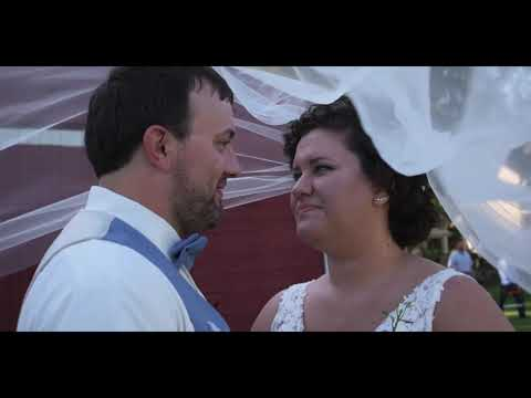 Feature Film - Kelly and Joel Jager Wedding 2019 - Garden View Barn, Byron Center, MI