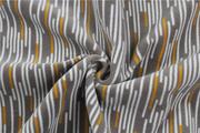 Fireproof velvet fabric for seat cover