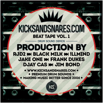 Instrumental: KicksAndSnares.com Beat Tape Vol. 1