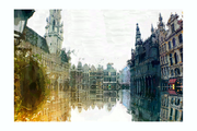 Grand Place Bruxelles, Belgium