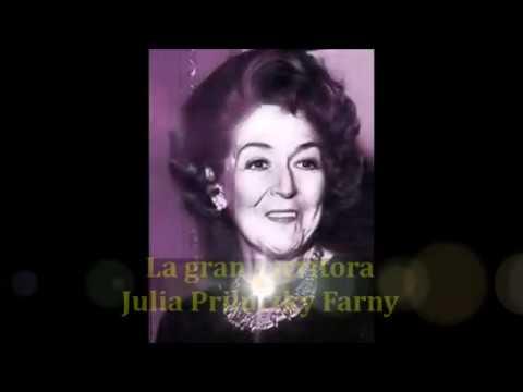 Julia Prilutzky Farny   Poeta Libra