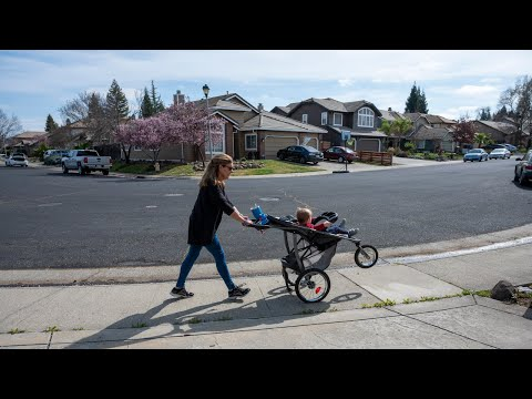 Here's what it's like to live near Rocklin home quarantined because of coronavirus