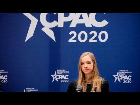 'Greta Thunberg never talks about the science': Anti-Greta sensation Naomi Seibt