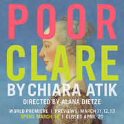 Poor Clare presented by Echo Theater Company