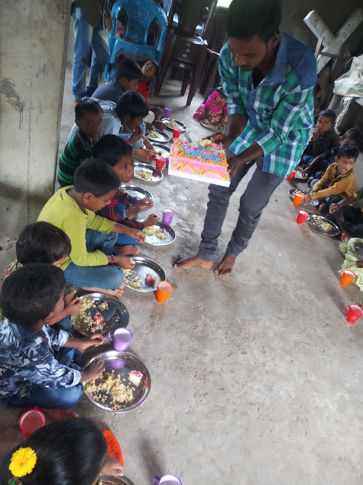 Caring and Feeding the Children.