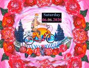 B-Ham Naked Bike Ride 2020