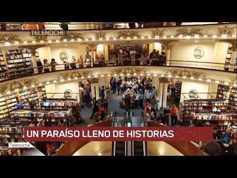 La libreria Ateneo Grand Splendid fue elegida la más linda del mundo
