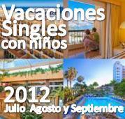 Vacaciones de Verano para Singles con niños en Aguadulce (Almería) :: 6 DIAS desde 349€ :: Hotel 4* en 1ª Linea de Playa