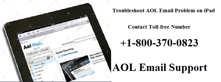1-800-370-0823 | How to troubleshoot AOL Email on iPad