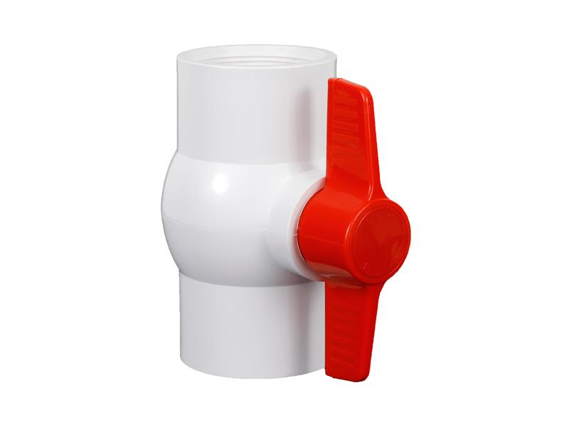 upvc compact ball valve