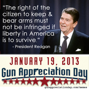 2nd Amendment Rallies in State Capitals- January 19