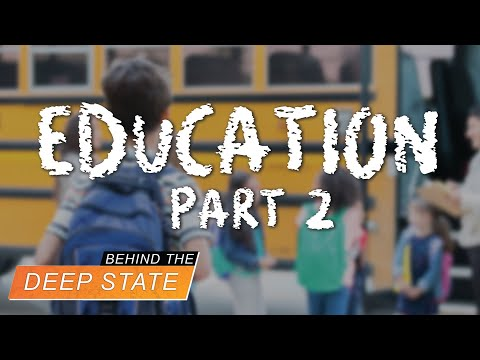 Deep State Sexualizing Children at School | Behind the Deep State