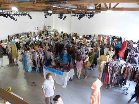 d9e181c30ce Vintage Clothing Show in the Helms District of Culver City This Saturday  March 8
