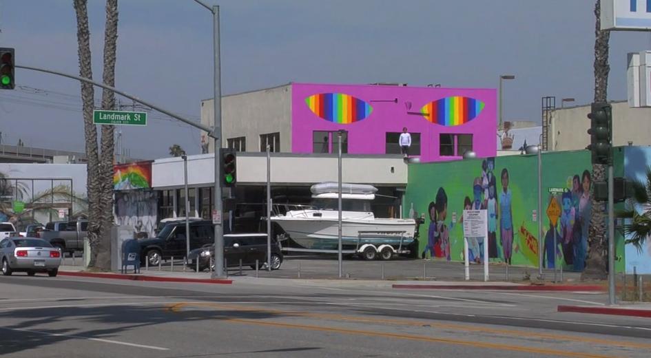 Culver City Mazda >> Robert Standish Eyes Culver City A New Mural At National