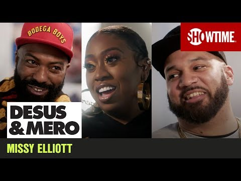The Legendary Missy Elliott | Extended Interview | DESUS & MERO