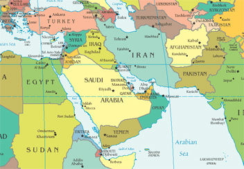 Is the Map of the Middle East About to Change? - Global ...
