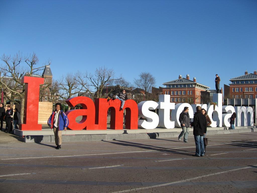 I Am Amsterdam Global Ethics Network