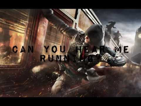 Hidden Citizens - Silent Running (Lyric Video)