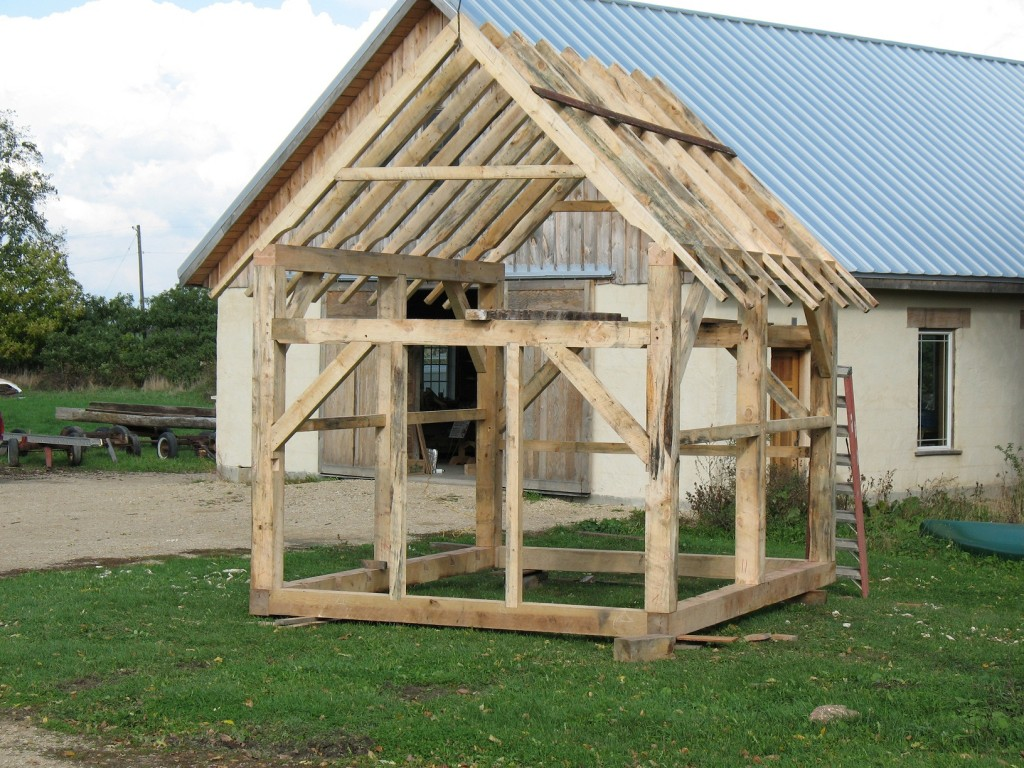 Make Some Preparations Before You Start Building A Garden Shed – Vegetarian Friend