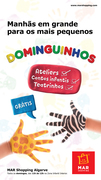 CRIANÇAS: Quem gosta de castanhas assadas - ponha o dedo no ar!