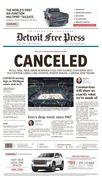 Coronavirus cancels everything