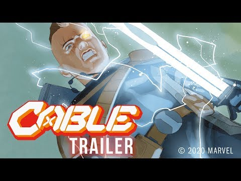 CABLE #1 Launch Trailer | Marvel Comics
