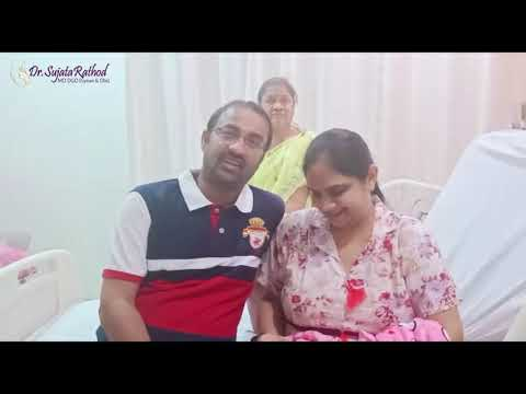 Pregnancy management Review by Mrs. Pooja for Dr. Sujata Rathod