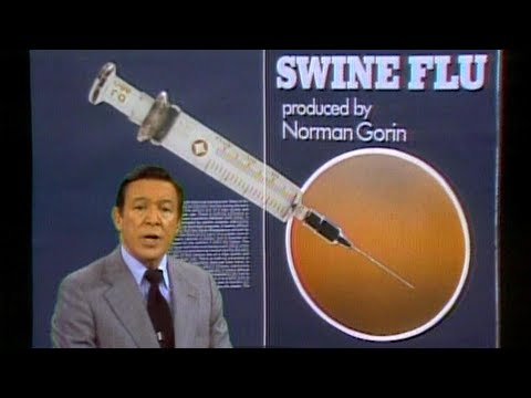 60 Minutes on Swine Flu and Vaccinations 1976