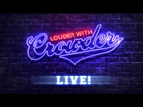 BIDEN VS. BERNIE DEBATE LIVESTREAM! | Louder with Crowder